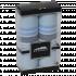 Подарочный набор мужских  платков, Etteggy. арт, PD67L (2 шт.), 100% хлопок
