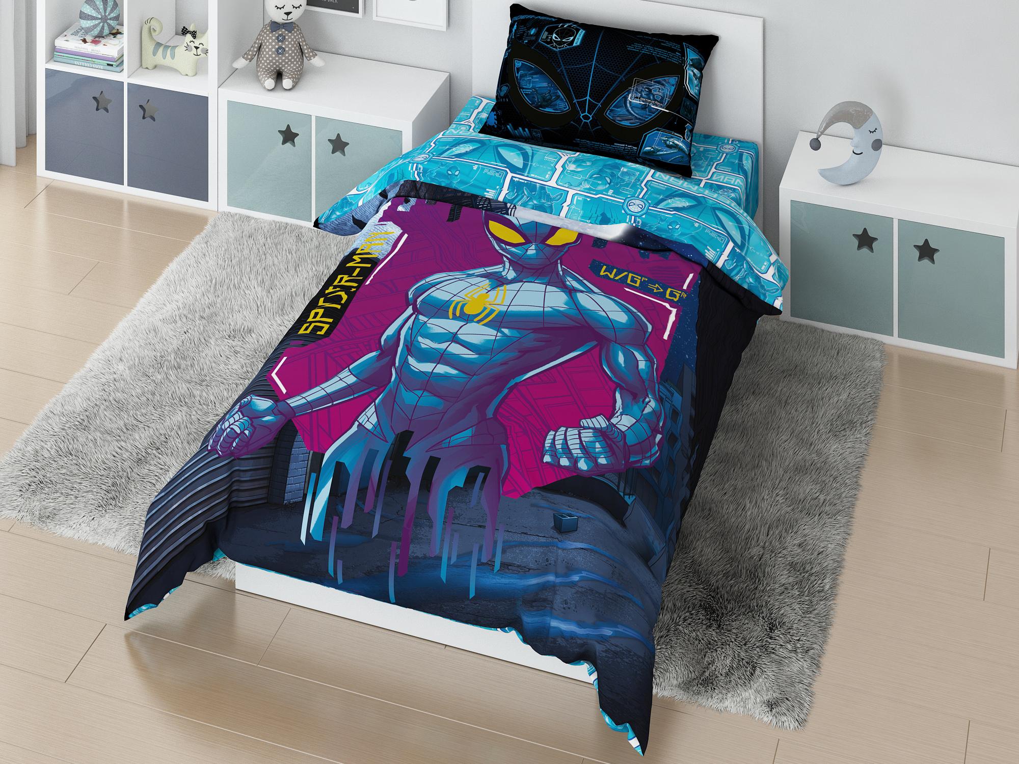 Купить Постельное белье для детей Нордтекс Marvel ...
