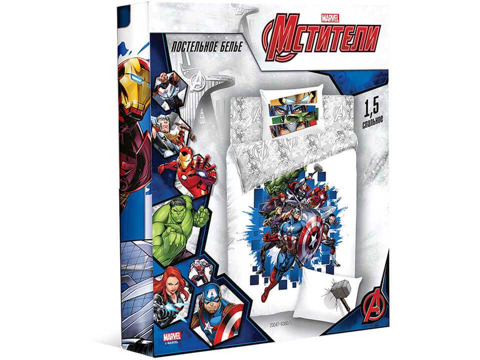 Купить Постельное белье для детей Нордтекс Marvel Avengers ...